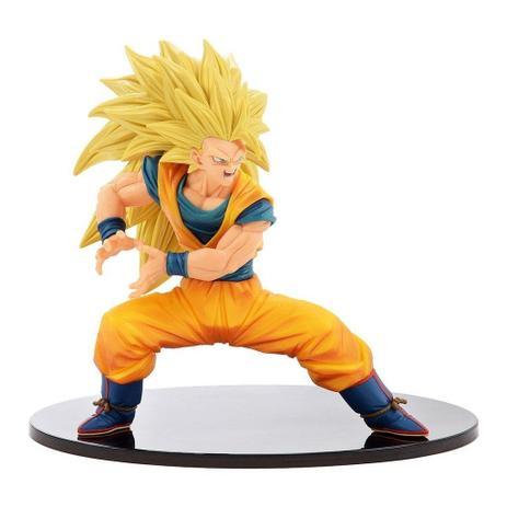 Imagem de Action Figure Goku SS 3 DBZ