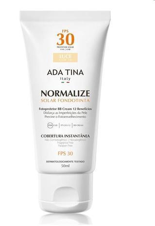 Imagem de Ada Tina Normalize FT BB Cream Protetor Solar FPS 30