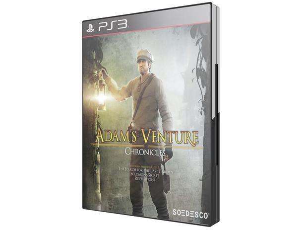 Adams Venture Chronicles para PS3 - Soedesco