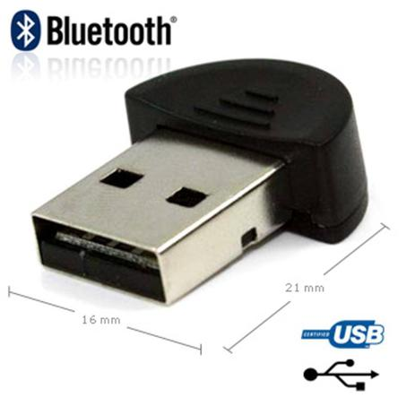 Imagem de Adaptador Bluetooth Usb Dongle 10172
