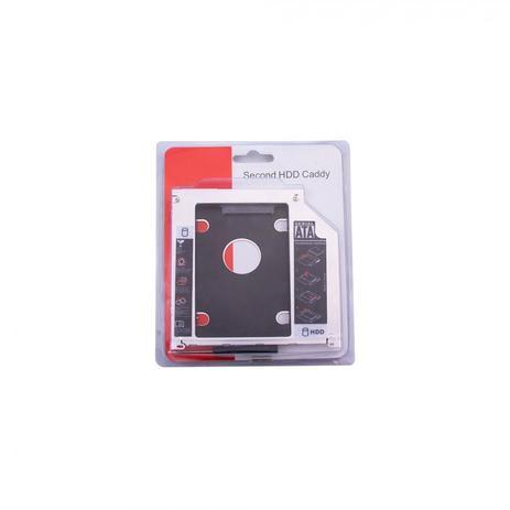 Imagem de Adaptador caddy segundo HD ou SSD 9.5mm para MacBook