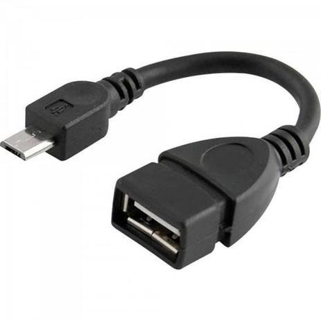 Imagem de Adaptador Mini USB OTG X USB Femea STORM