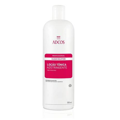 Imagem de Adcos Clean Solution Loção Tônica Adstringente Adcos 500ml
