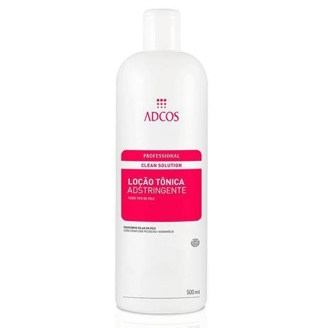 Imagem de Adcos Professional Clean Solution Loção Adstringente 500ml