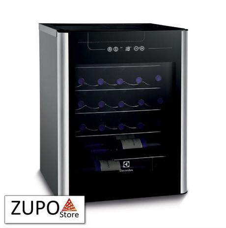 Imagem de Adega de Vinhos Climatizada Electrolux para 24 Garrafas - ACS24 - 127V