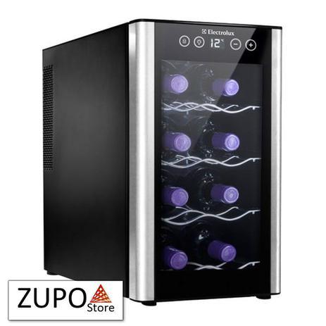 Imagem de Adega de Vinhos Climatizada Electrolux para 8 Garrafas - ACS08 - 127V