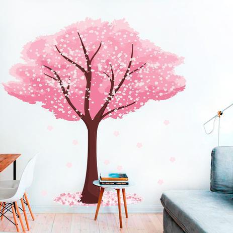 Imagem de Adesivo Árvore Cerejeiras
