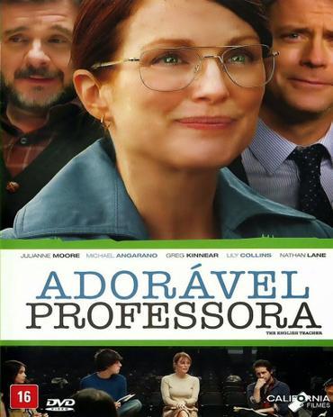 Adorável Professora - DVD - Califórnia Filmes - Filmes de Comédia -  Magazine Luiza