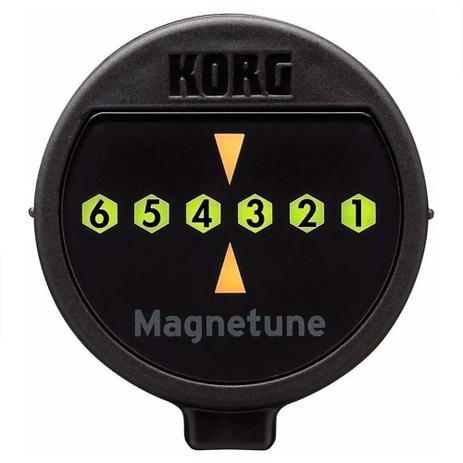 Imagem de Afinador Magnetico Digital Korg MG-1 Magnetune