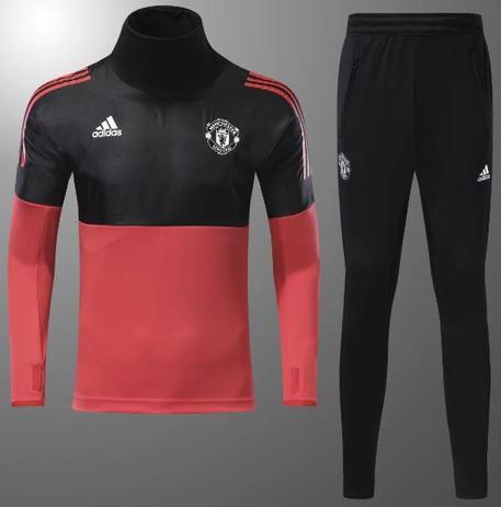 Agasalho de Treino do Manchester United vm 17 18 - Torcedor Adidas Masculina 5099ef2152071