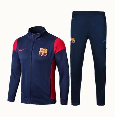 Agasalho do Barcelona 2018 - Torcedor Nike Masculina - Agasalho para ... 470a4c1fd7d7a