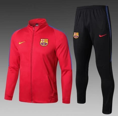 Agasalho do Barcelona vm 2018 2019 - Torcedor Nike Masculina ... c746f128188