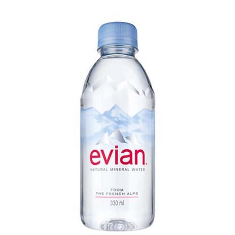 Imagem de Água Mineral Natural Evian Sem Gás 330ml