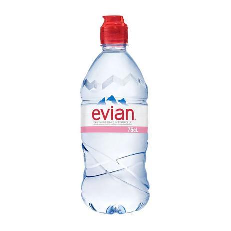 Imagem de Água Mineral Natural Sem Gás Evian 750ml