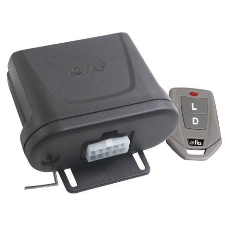 Imagem de Alarme para Moto FKS MA400 Sensores de Presenca Controle CR955