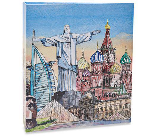 Imagem de Album 500f 10x15 viagem rebite - ical 579