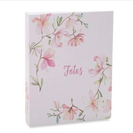 Imagem de Album 60f 10x15 floral rebites  ical - 318