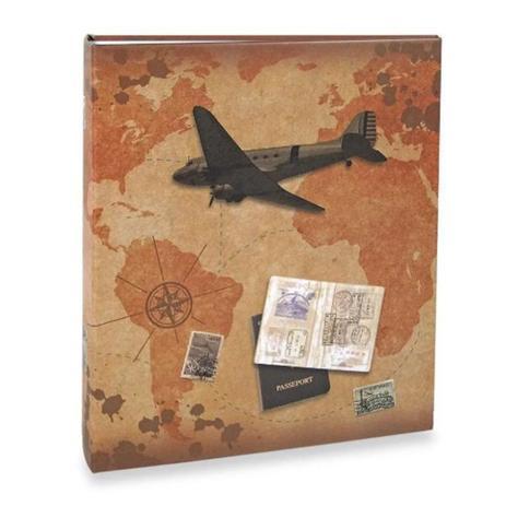 Imagem de Album 60f 10x15 viagem rebites  ical - 587