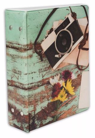 Imagem de Album Aquarela Camera 500 fotos 10x15 - 151577