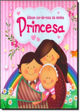 Imagem de Album Cor-De-Rosa da Minha Princesa