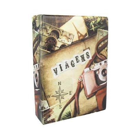 Imagem de Álbum de 500 fotos 10x15 Viagens - 97760