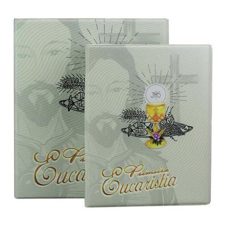 Imagem de Álbum de Fotos 10x15 Eucaristia 500 fotos c/ Estojo