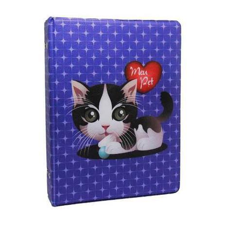 Imagem de Álbum de Fotos 10x15 Meu Pet Gato 500 Fotos - 90013