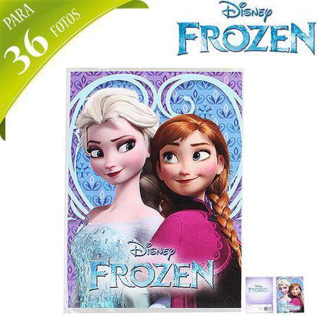 Imagem de Álbum de fotos infantil para 36 fotos 10x15 cm frozen