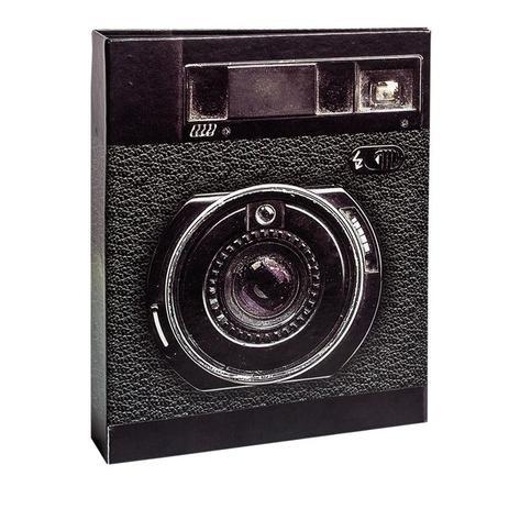 Imagem de Álbum De Fotos Lovers Preta 160 Fotos Ical
