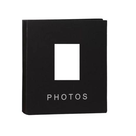 Imagem de Álbum de Fotos Yes 500 Fotos 10x15cm com Janela Preto
