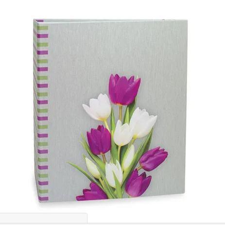 Imagem de Álbum Floral 200 Fotos 10x15cm - Ical 566