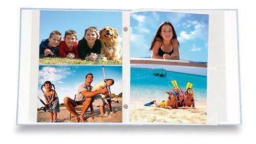 Imagem de Álbum Infantil 200 Fotos 10x15cm Rebite - Ical 278