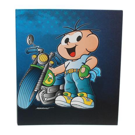 Imagem de Album Infantil Turma da Monica Ferragem Folha Branca 200F 10x15 - ICAL 213
