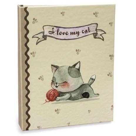 Imagem de Álbum Pet Lovers 160 Fotos 10x15cm - Ical 922