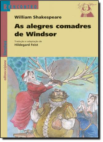 Imagem de Alegres Comadres de Windsor, As