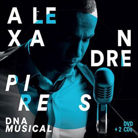 Imagem de Alexandre Pires - DNA Musical - KIT (2 CDs + DVD)