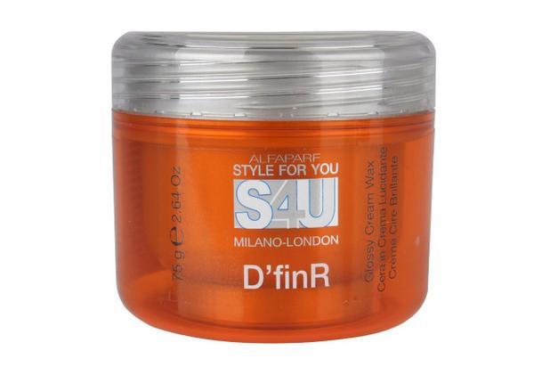 Imagem de Alfaparf Style For You S4U D'Finr Glossy Cream Wax 75g