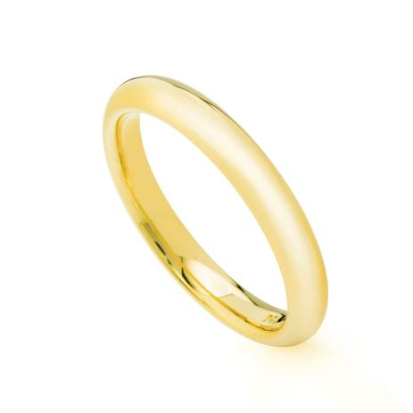 208fdd83a83 Aliança Casamento Ouro 18K Air Fit Anatômica Feminina ta29a - Joiasgold