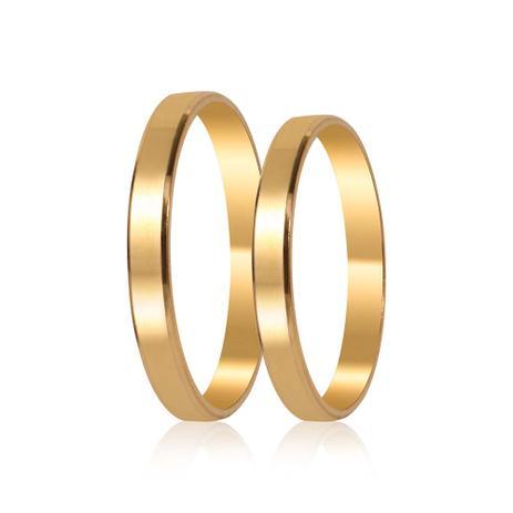 390479f4276 Aliança de Ouro T40 - Par - Rosana Joias - Joia e Bijuteria ...