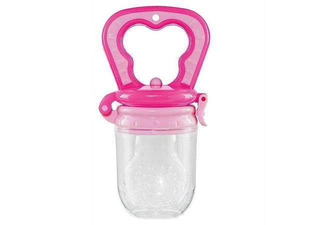 Imagem de Alimentador Infantil Plástico Rosa SanRemo - SAN 233