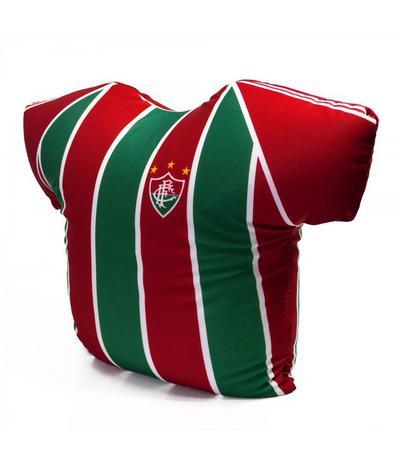 Almofada Camisa Time (Isopor) - Fluminense - Mileno - Camisa de Time ... 196b53153544b