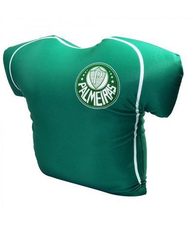 Almofada Camisa Time (Isopor) - Palmeiras - Mileno - Camisa de Time ... f547c93633652