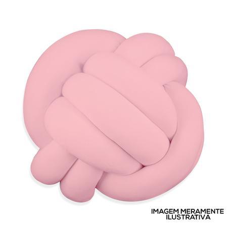 Imagem de Almofada de nó rosa quartz
