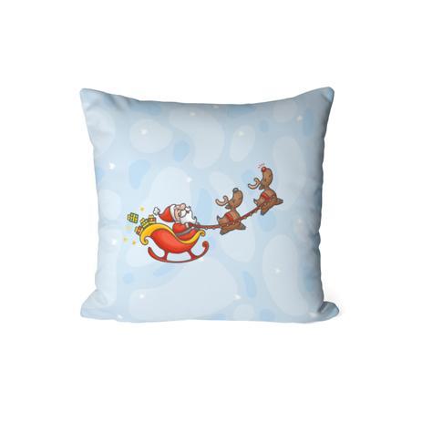 Imagem de Almofada Decorativa de Natal Trenó