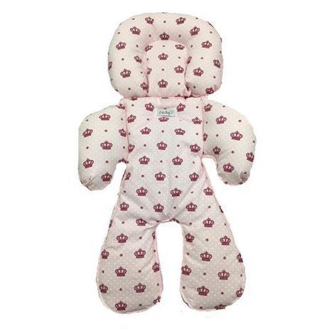 Imagem de Almofada forro ajuste para aparelho bebê conforto