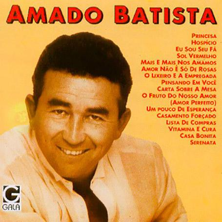 Imagem de Amado Batista - CD