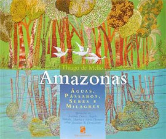 Imagem de Amazonas - Águas, Pássaros, Seres e Milagres - Salamandra