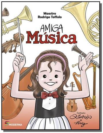 Imagem de Amiga musica