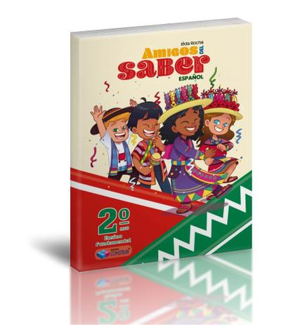Imagem de Amigos Del Saber - 2 Ano - Lançamento