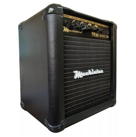 Imagem de Amplificador Cubo Para Contra Baixo Mackintec Maxx Bass 30*